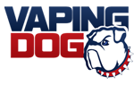 Vaping Dog logo